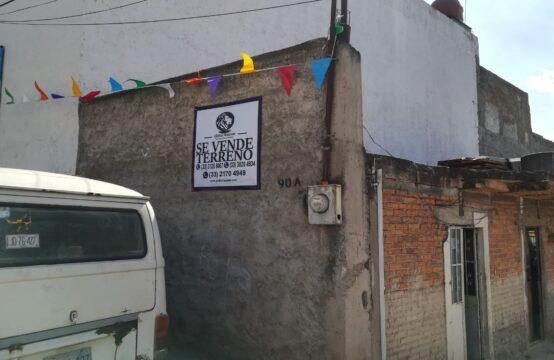 Terreno Col. Las Huertas
